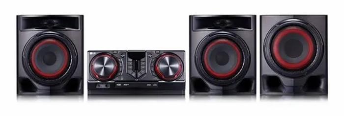 Minicomponente LG Xboom Cj45 Sensación