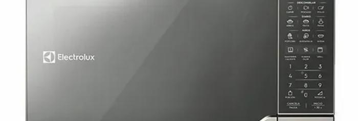 Horno Microondas Electrolux 25 Lts Sensación