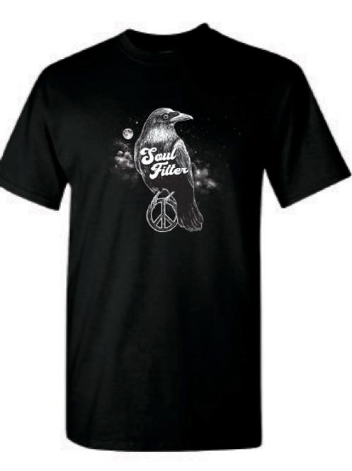 Raven logo T-Shirt