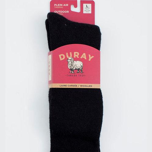 #1266 Duryay Boreal Wool Sox