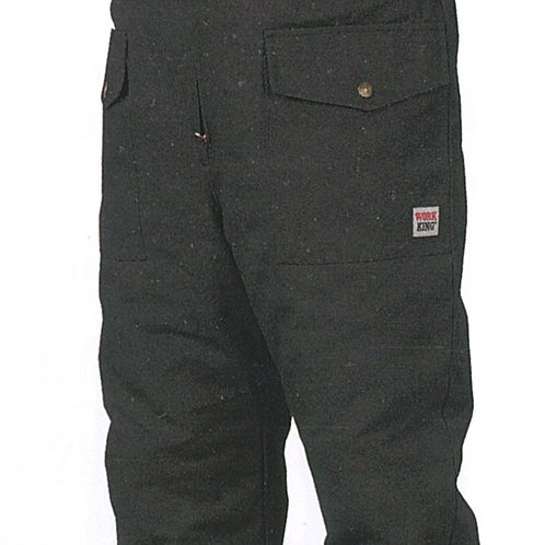 # 7930 Men's Tough Duck Insulated Bib overall