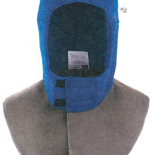 Actionwear Hard Hat Liner with Cowl - 6 oz Nomex® IIIA, Quilt Lined