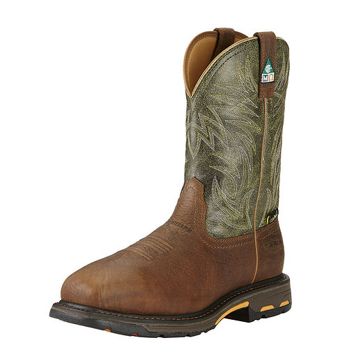 # 10017174 Ariat CSA Met guard pull on