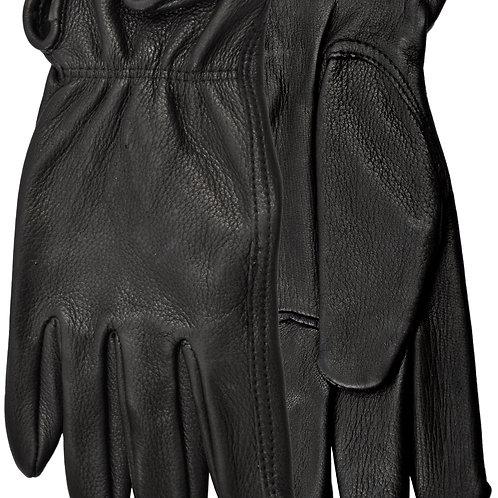 # 587 Watson Glove Men's Unlined Range Rider Deerskin Gloves