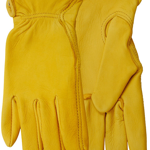 # 9576 Watson Glove Womens Lined Range rider Deerskin Gloves