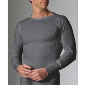 # 6623 Stanfields Waffel Knit Long sleeve top