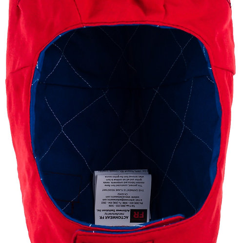 Actionwear Hard Hat Liner - 6 oz Nomex® IIIA, Quilt Lined