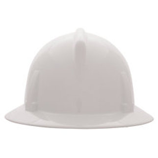 MSA Full brim CSA 1 hard hats @ ratchet suspension