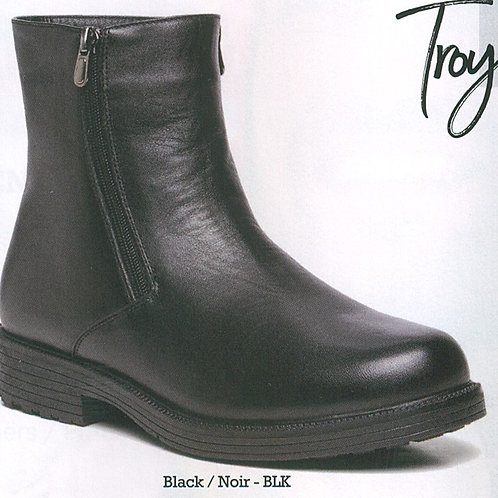 # MBA005L Troy Men's double Zip winter boot