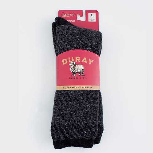 # 4246 Duray Avalanche Wool sox