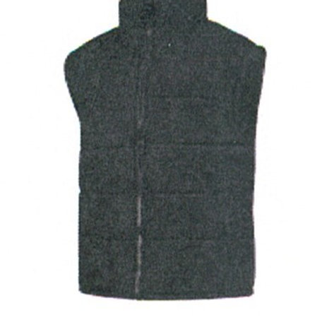 # 25-114 Quilt lined Poly Vest