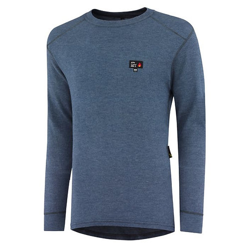 # 75090 Helly Hansen Fargo FR base layer crewneck shirt