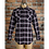 Thumbnail: #I36V00 MWG 100% Cotton Flannel Long sleeve snap shirts