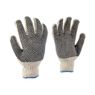 # 20-430 Ganka Glove-Poly./PVC-Elast.knit