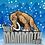 Thumbnail: # 628 Watson Glove Wooly Mammoth One finger mitt liner