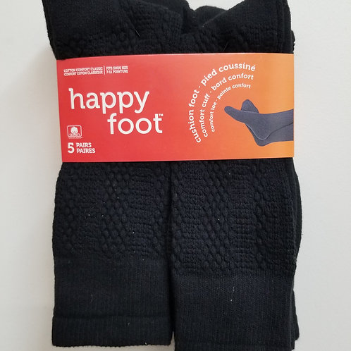 # MHA210 McGregor Happy foot regular sox 3 pac