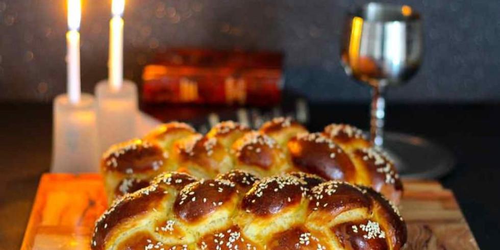 Chabat Souccot - Shabbat meal  18 et 19/10/19