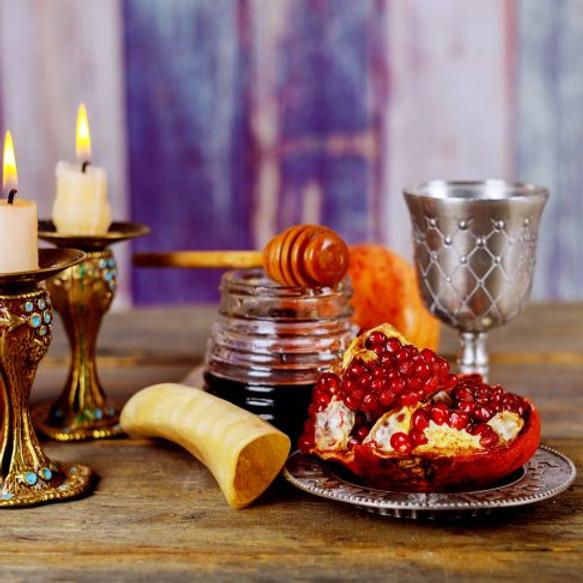 Repas du deuxième midi de Rosh hashana