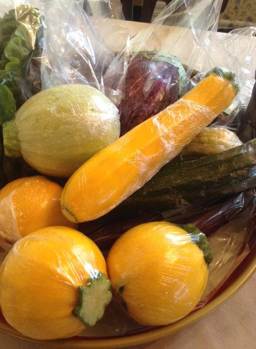 Facebook - モリチン勇気野菜❗️ ズッキーニに茄子か。。。 カポナータやな( ̄▽ ̄)  本日6月24日(水)も、 18時オープン 23時ラストオーダー