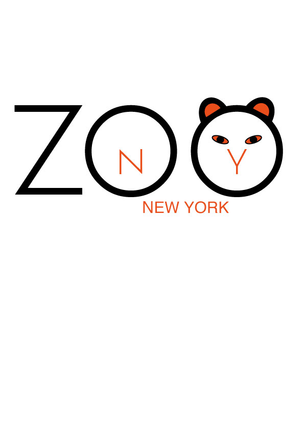 logo voor New York Zoo
