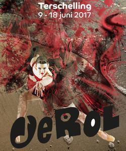 Affiche Oerol Festival 2017