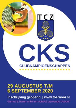ontwerp poster TCZ