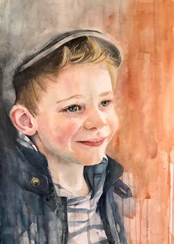Watercolour A3