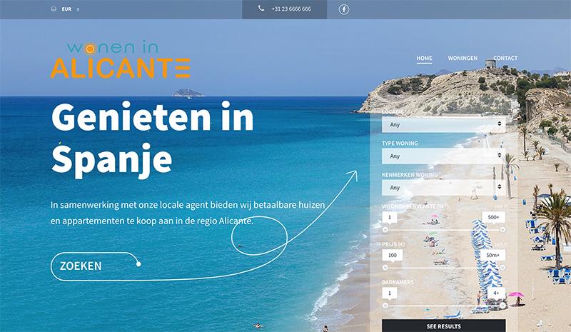 Wonen in Alicante