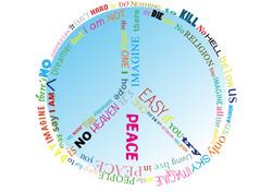 imagine peace The Beatles