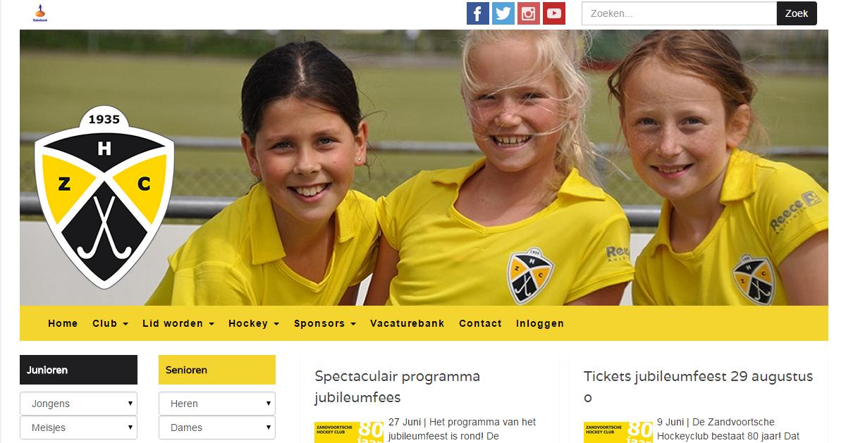 website ZHC