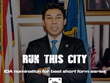 Run This City - IDA Nomination