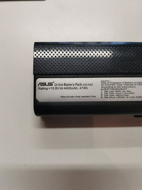 Asus Battery A32-K52 A41.k52.A42.A31.A52F
