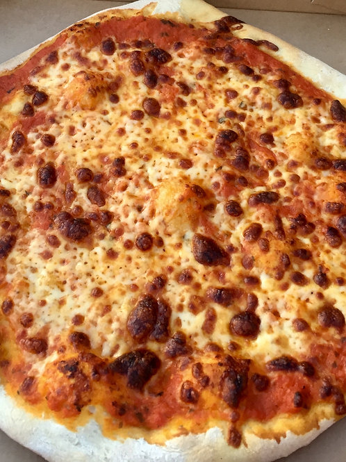 Margherita Pizza .