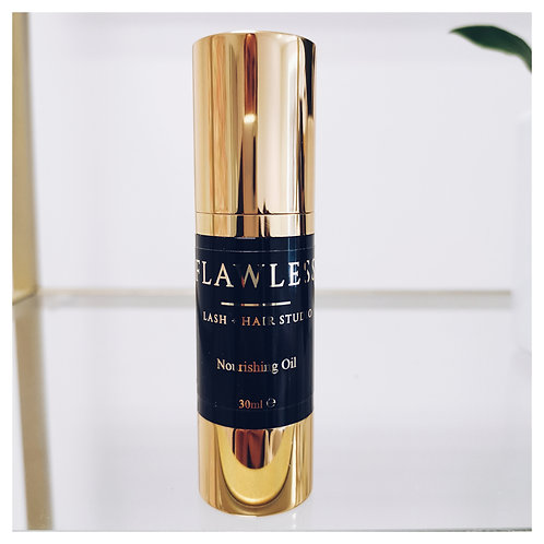 Flawless Hair Nourishing Oil - suitable for extensions & natural hair