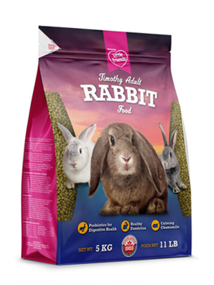 Martin Mill's Adult Timothy Rabbit Food