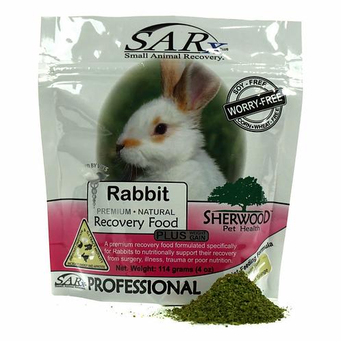 Sherwood SARx Recovery Plus Formula Rabbits(Classic Formula)