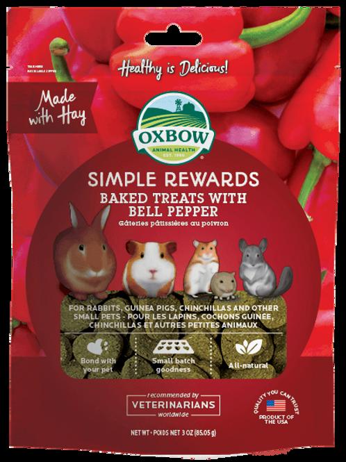 Oxbow Treats Bell Pepper