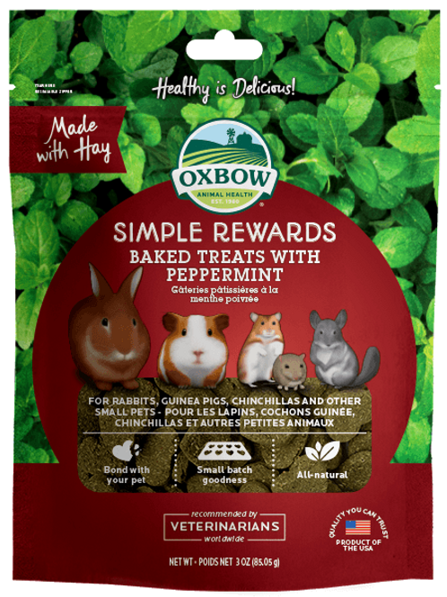 Oxbow Treats Peppermint