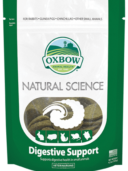 Oxbow Natural Science Digestive Tablets