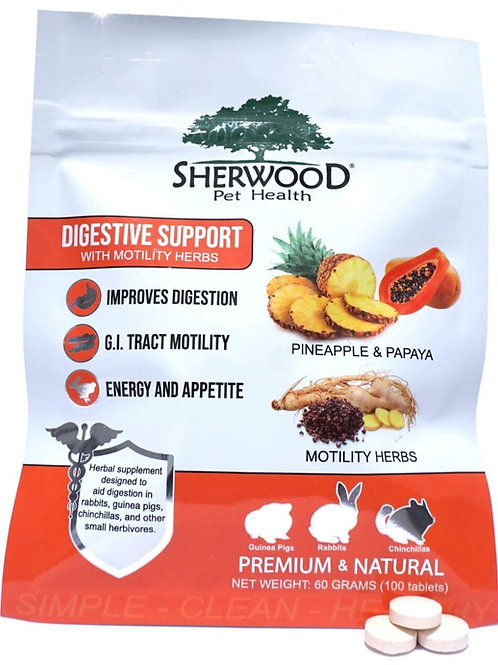 Sherwood Digestive Support Tablets