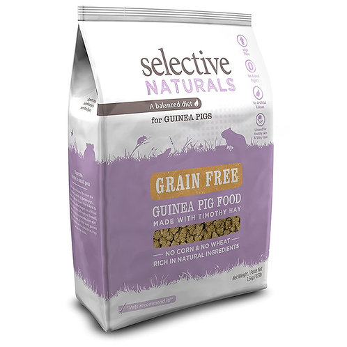 Selective Naturals Grain Free Guinea Pig