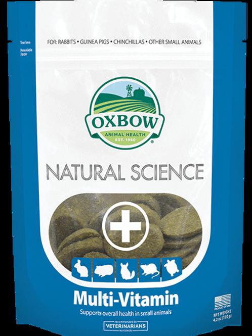 Oxbow Natural Science Multi Vitamin