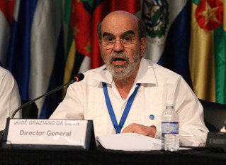El Director General de la FAO alerta sobre el alarmante aumento del sobrepeso y la obesidad en Améri