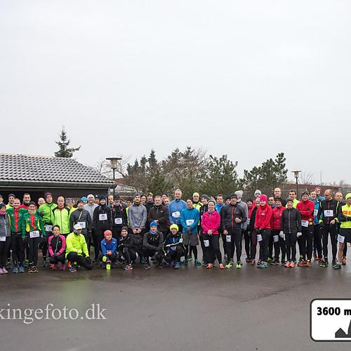 3600 marathon #14