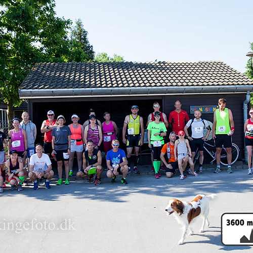 3600 marathon #6