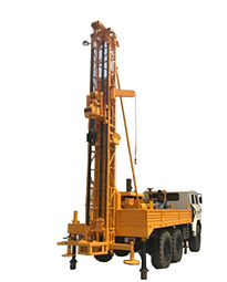 Used-600m-truck-mounted-deep-borehole-wa