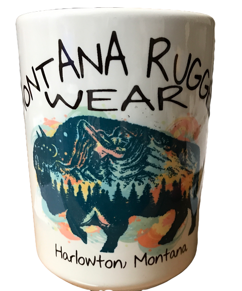 Montana Rugged Wear mug