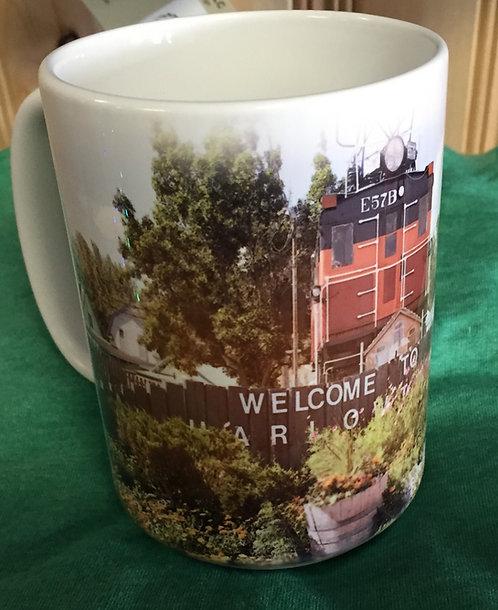 Harlowton Mug