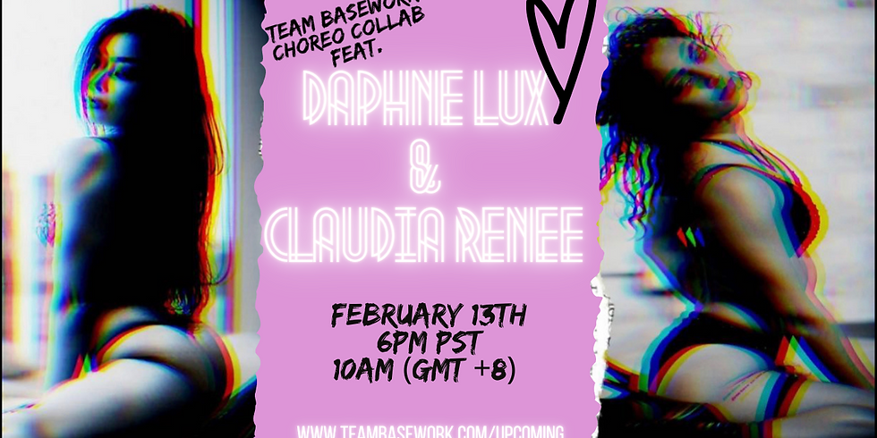 Daphne Lux Collab *V-day Edition (INT/ADV)