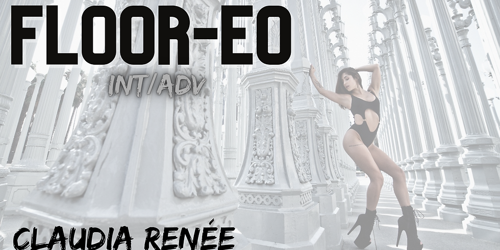Flooreo with Claudia (All Levels)